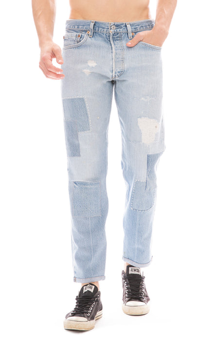 Detroit TNL Patch Denim Jean