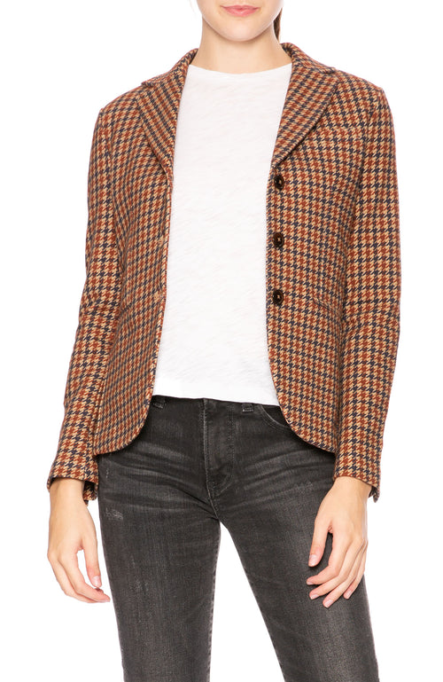 Circolo 1901 Houndstooth Blazer at Ron Herman