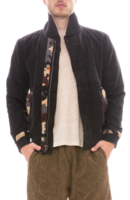 No Bomb Bomber Jacket