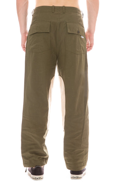 Ruffel Trouser Pants