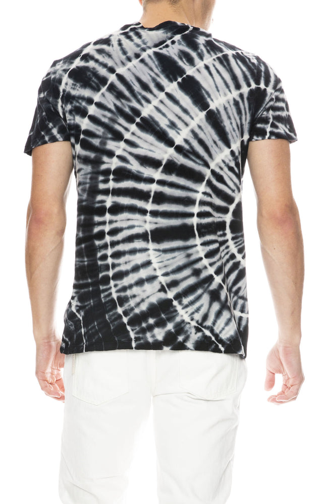 Outerknown Trippy Tee in Smoke
