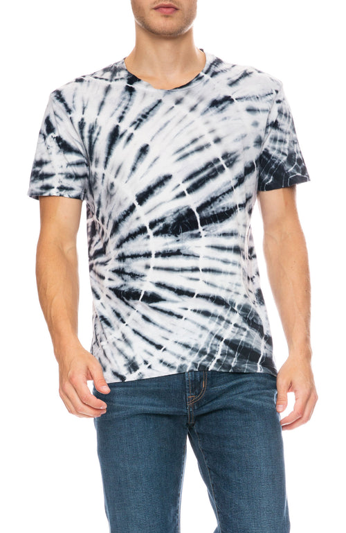 Outerknown Trippy Tee in Navy
