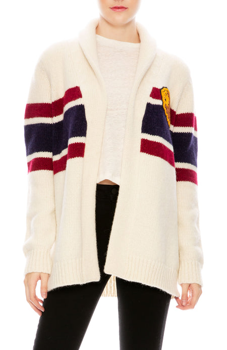 The Fisherman Cardigan
