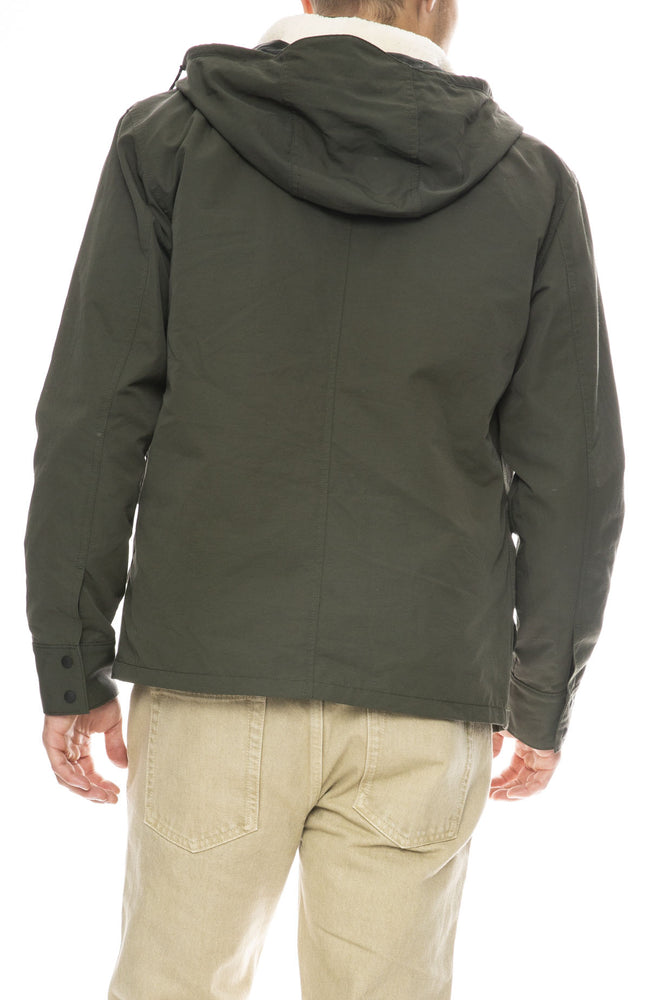 Outerknown Envoy 3 in 1 Jacket in Lake Green