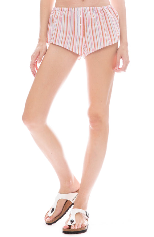Shyla Stripe Shorts