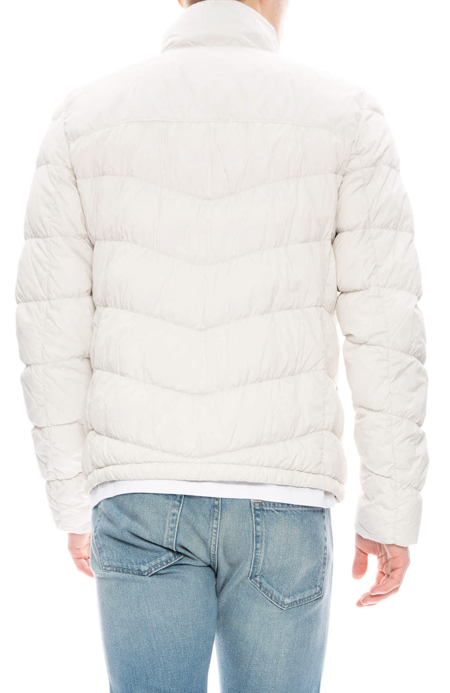 Woolrich Mens Sundance Jacket in Sky Grey