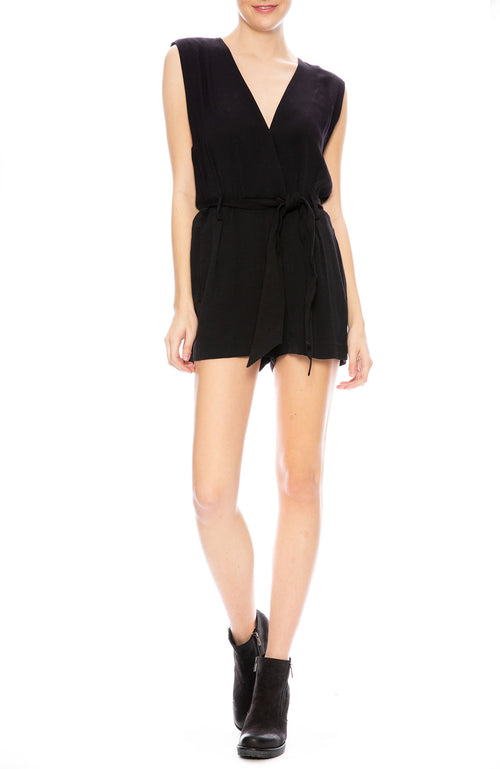 Iro Sounds Romper at Ron Herman