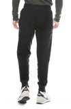 Mitchell Evan Panel Joggers in Black