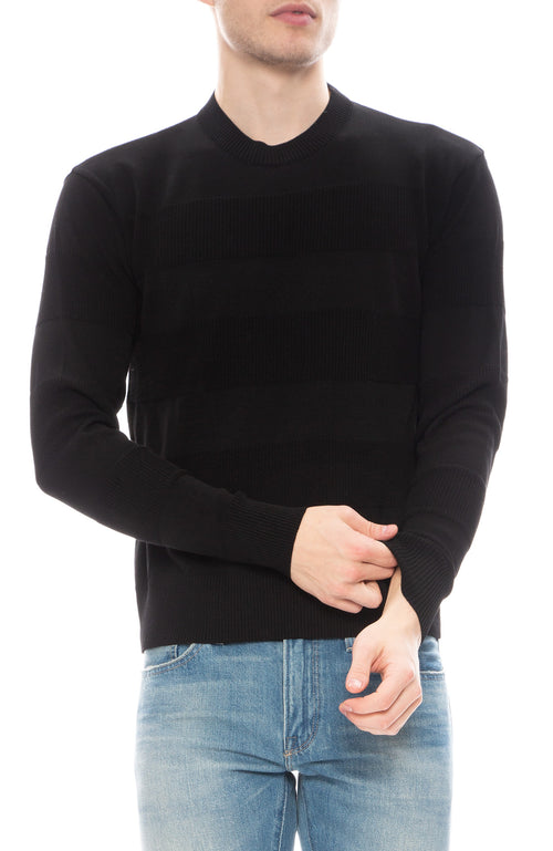 Tonal Rugby Sweater