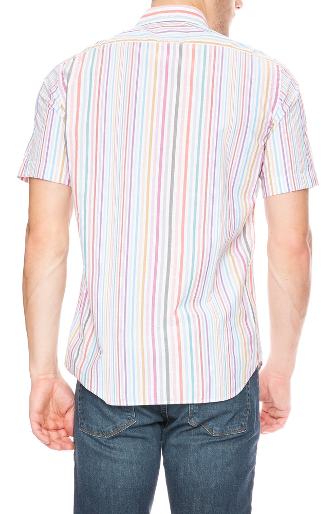 Sander MC Short Sleeve Button Down