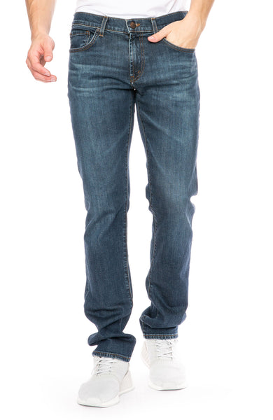 J Brand Mens Tyler Slim Fit Jean in Whede at Ron Herman