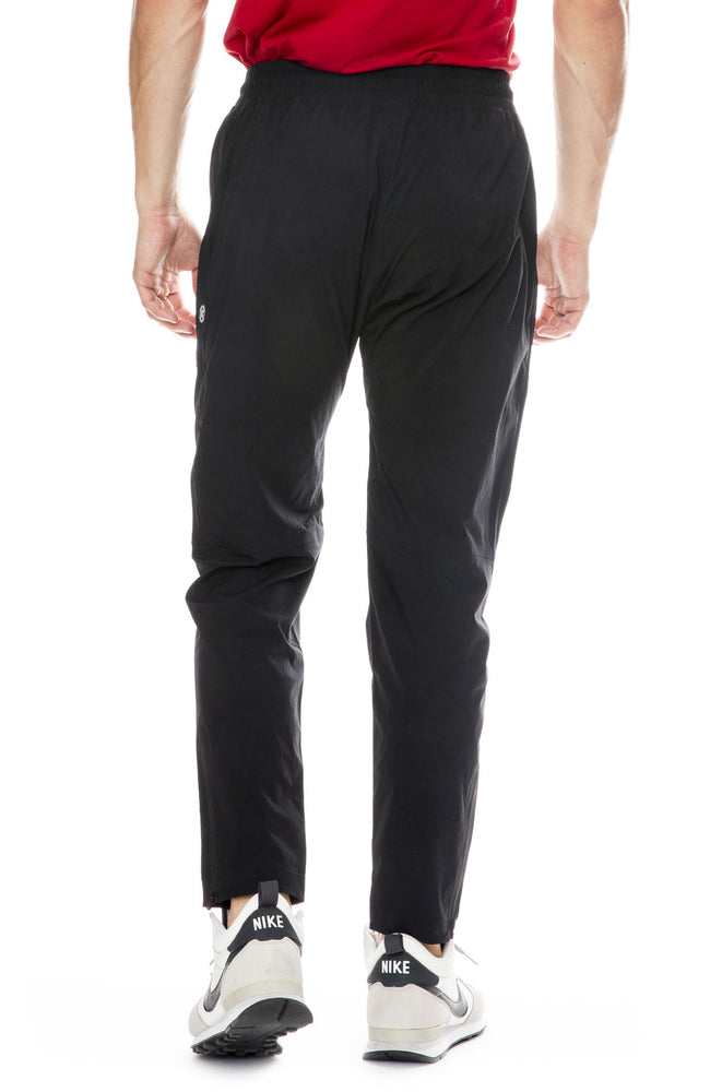 Reigning Champ Stretch Nylon Pants in Black
