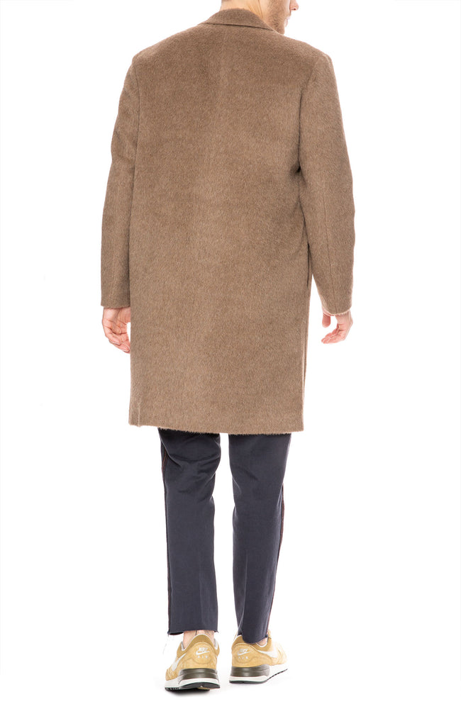 President's Alpaca and Wool Blend Overcoat at Ron Herman