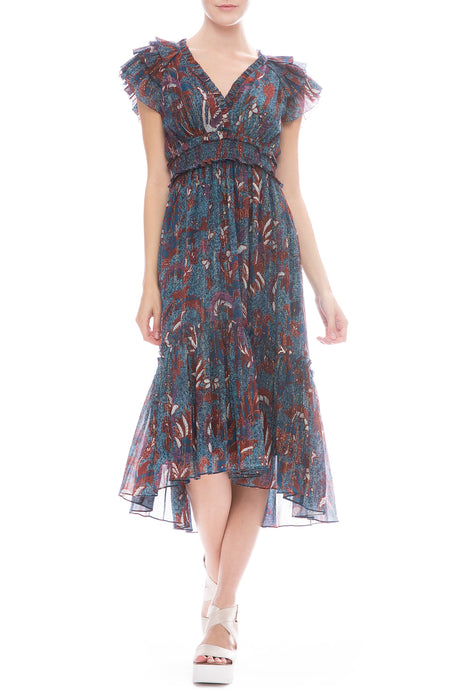 Cicely Midi Dress