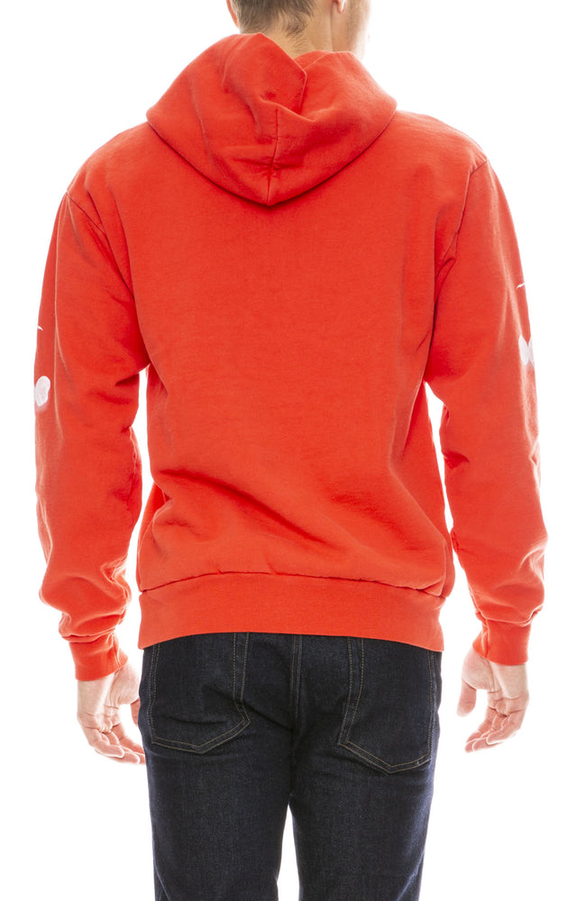 Fact. Isolation Hoodie in Red