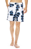 Saturdays Surf NYC Timothy Orchid Swim Short in White