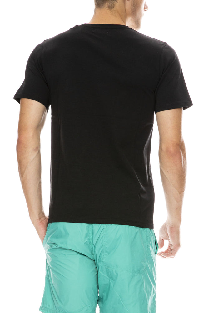 Saturdays Surf NYC Balance T-Shirt in Black