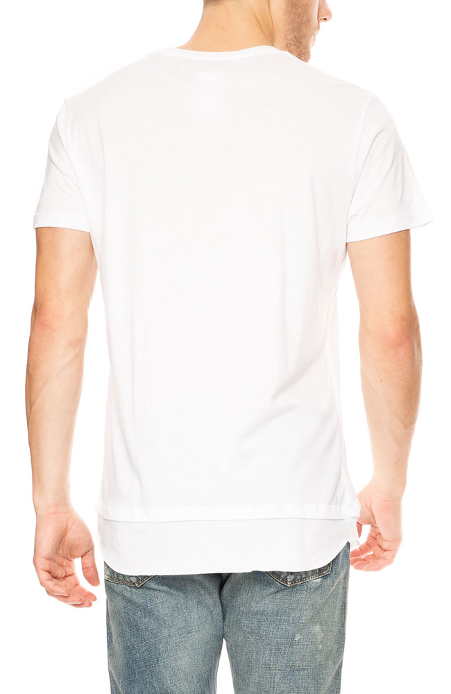 Twenty Montreal Dawson T-Shirt in White at Ron Herman