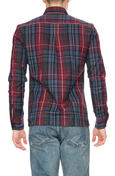 The Goodpeople Winter Flannel Button Down Shirt at Ron Herman