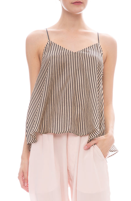 Berry Stripe Cami