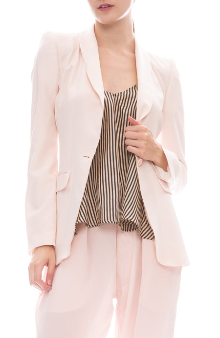 Sofia Silk Jacket