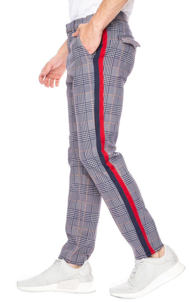 Mother Mens Shaker Plaid Pant at Ron Herman