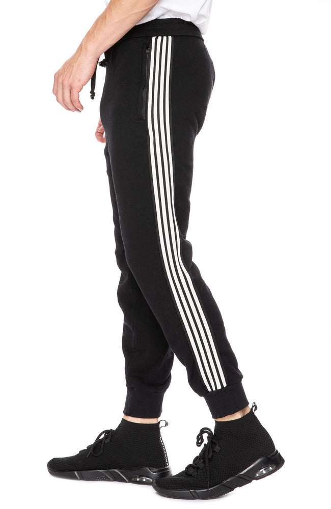 Mother Mens Runner Stripe Jogging Pant at Ron Herman