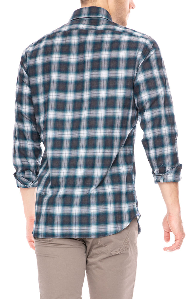 Today Is Beautiful / Ron Herman Exclusive Shadow Plaid Shirt