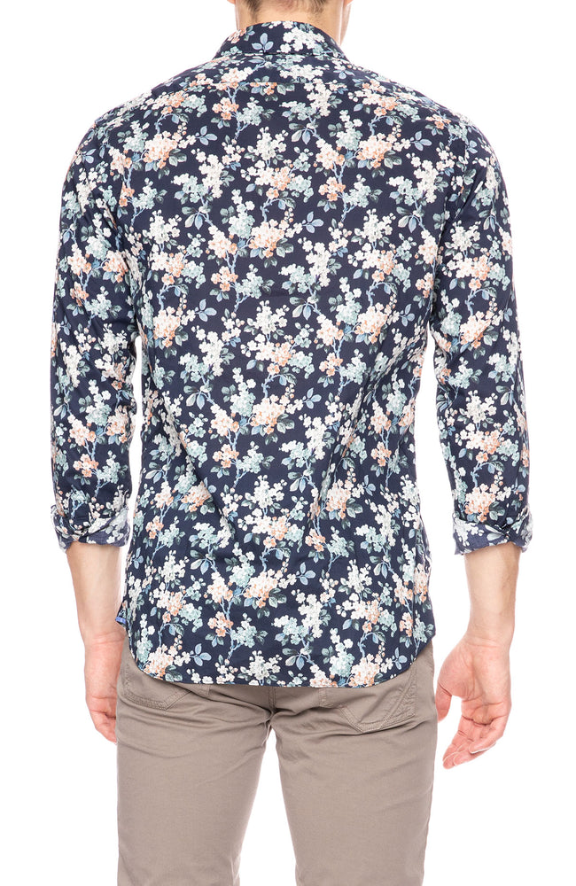 Today Is Beautiful / Ron Herman Exclusive Liberty Garden Floral Print Shirt