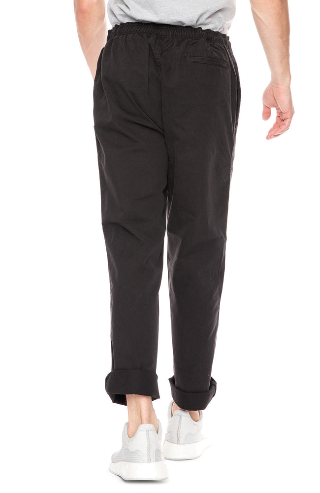 Stussy Brushed Beach Pant in Black at Ron Herman