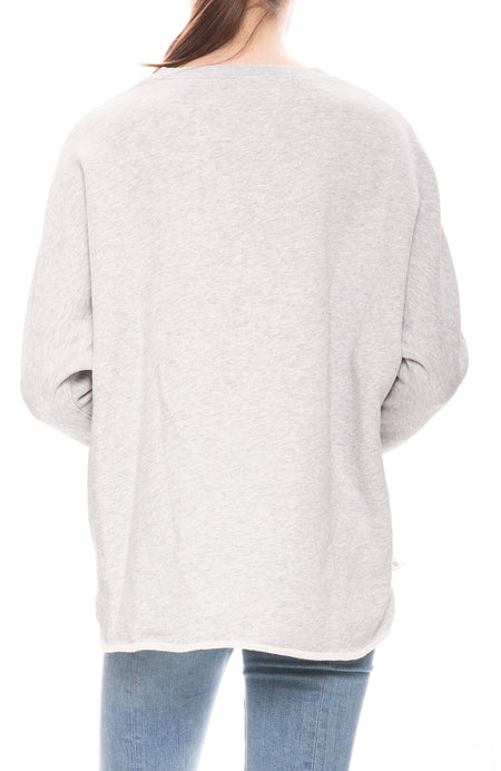 Triple Fleece Long Sleeve T-Shirt
