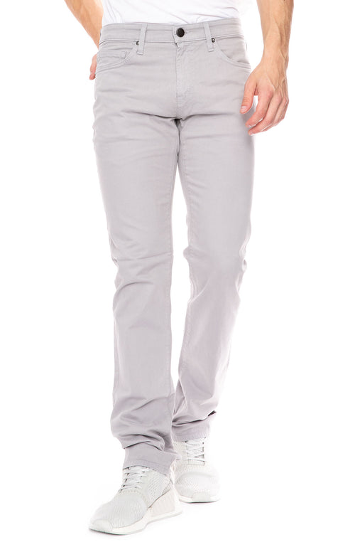 J Brand Mens Kane Straight Fit In Greyt at Ron Herman