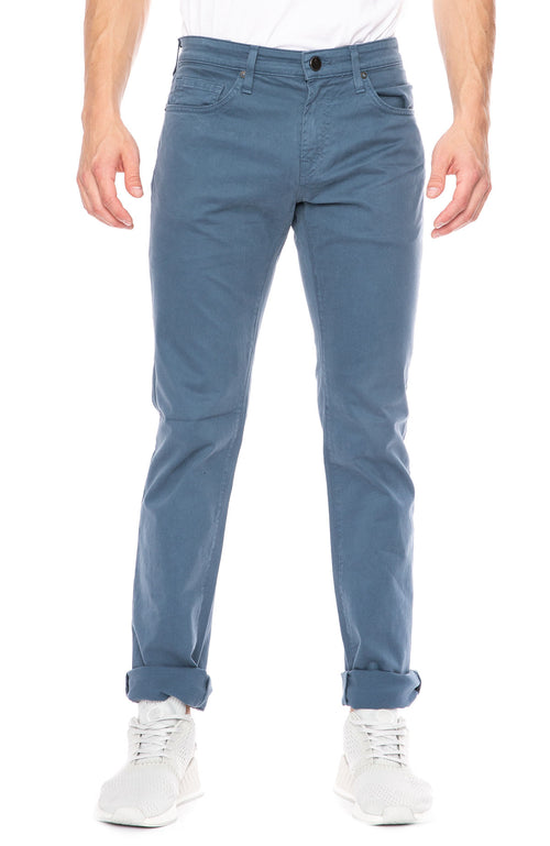 J Brand Mens Kane Straight Fit In Garrya at Ron Herman