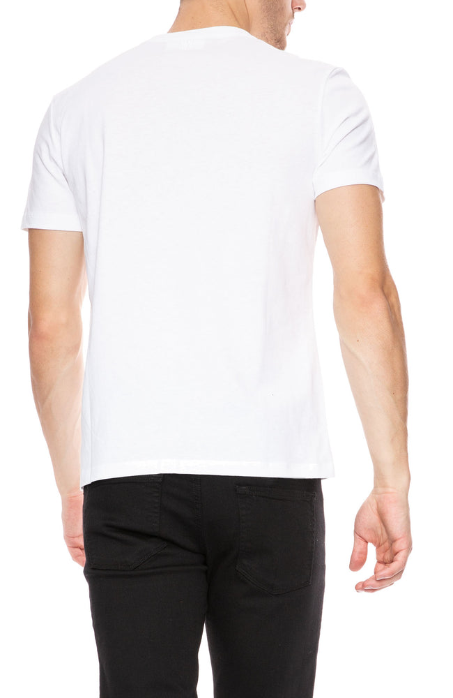 AMI Family Crew Neck Tee at Ron Herman