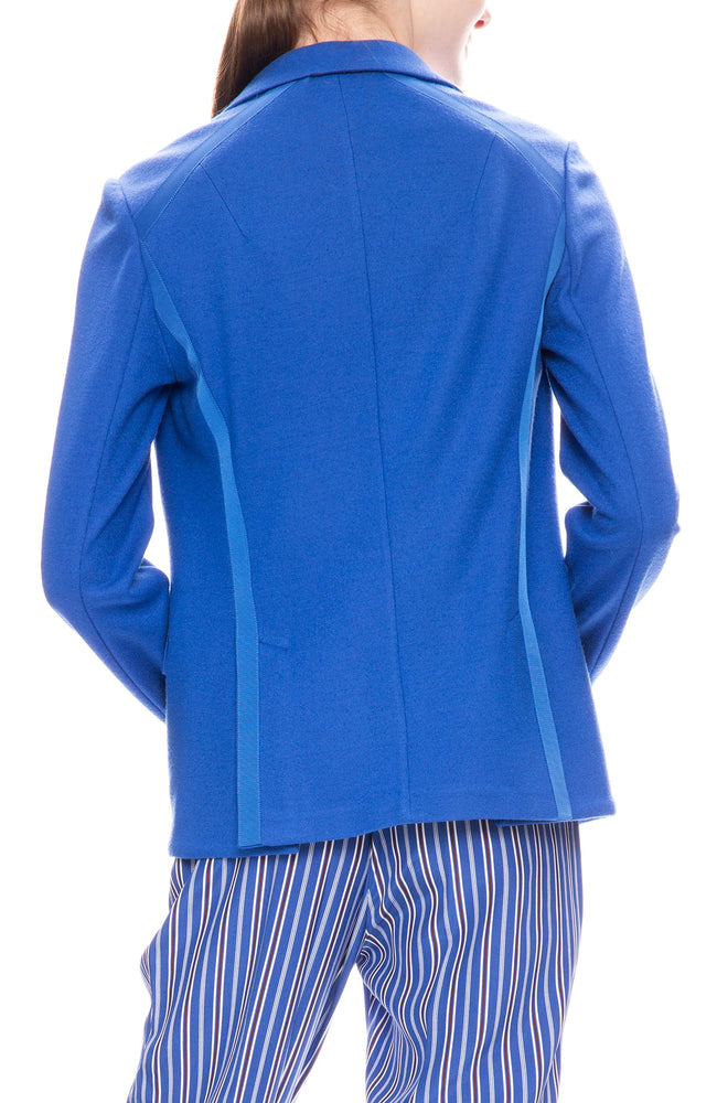 Rag & Bone Womens Lexington Blazer in Bright Blue