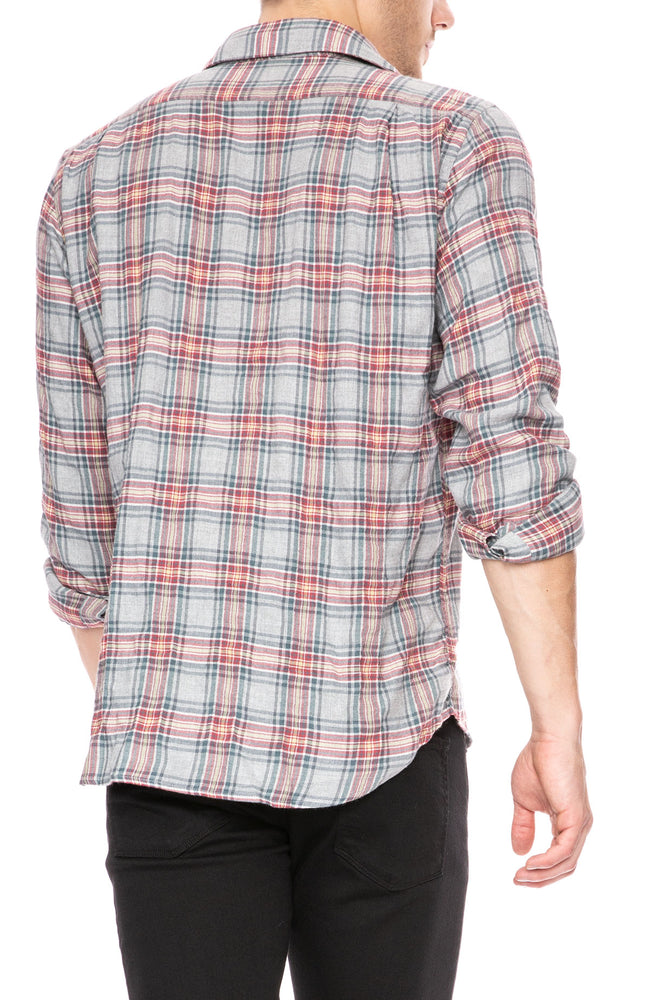 Hartford Penn Plaid Shirt at Ron Herman