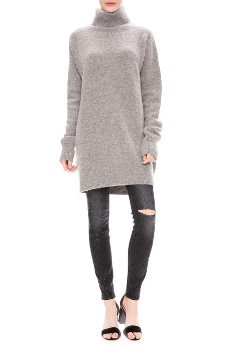 Roland Alpaca Turtleneck Sweater