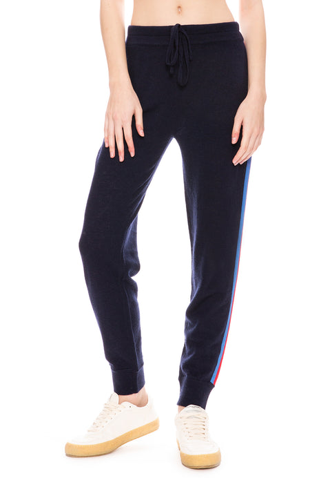 Cozy Side Stripe Sweatpants