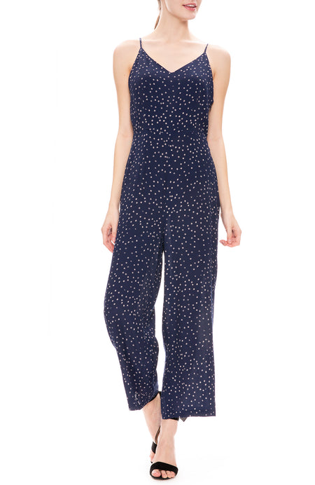 Gabrielle Speckle Dot Jumpsuit