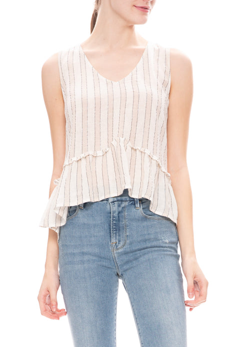 Mira Costa Stripe Tank