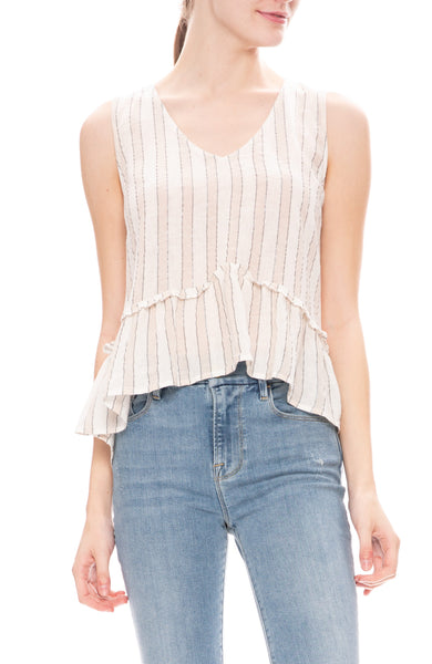 Rails Costa Stripe Mira Tank
