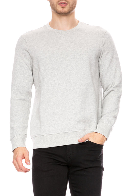 Life After Denim Otawa Fleece Crew Neck Sweatshirt at Ron Herman