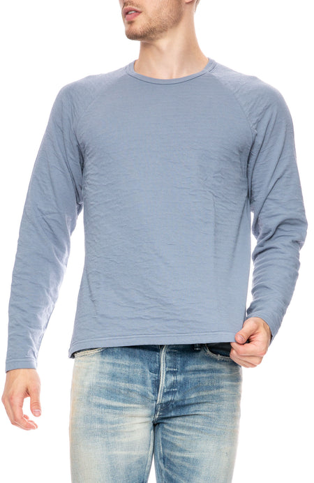 Double Knit Raglan Sweater