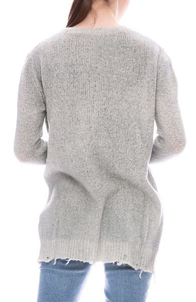 Avant Toi brushed cotton cardigan at Ron Herman