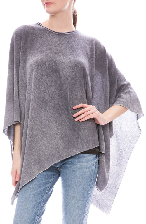 Avant Toi lightweight poncho at Ron Herman