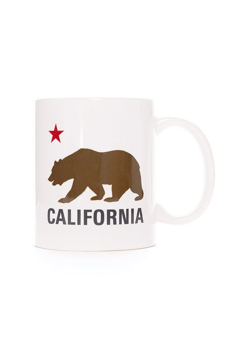 Exclusive California Bear Mug