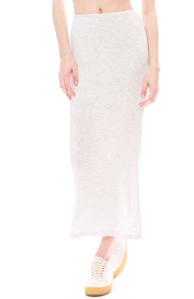 Beautiful People Maxi Skirt in Oatmeal at Ron Herman