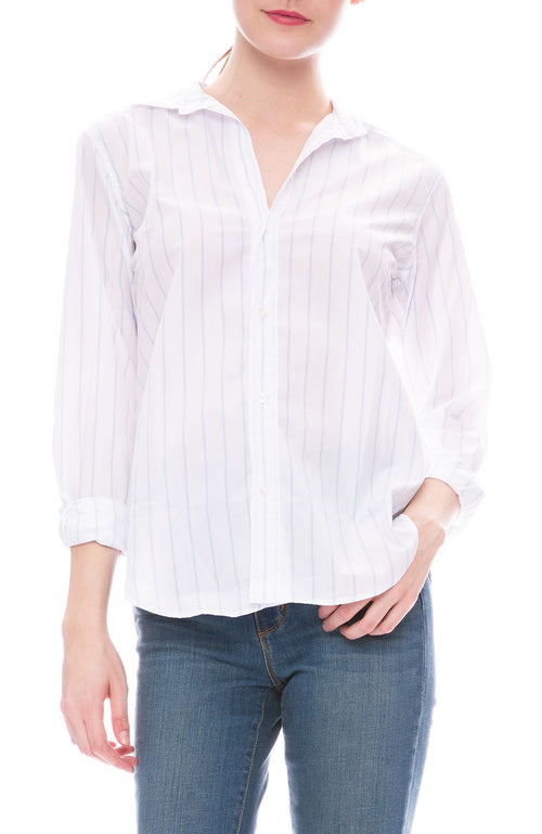 Stripe Frank Button Down Shirt