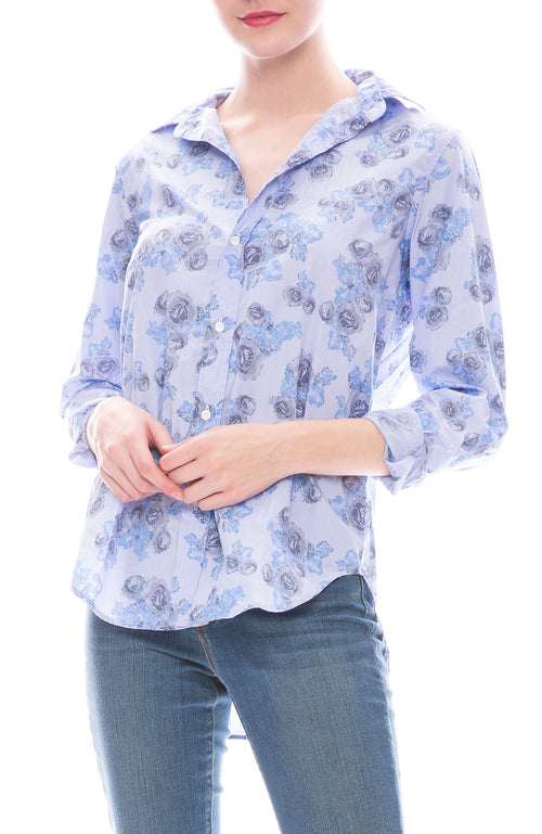 Frank Floral Button Down Shirt