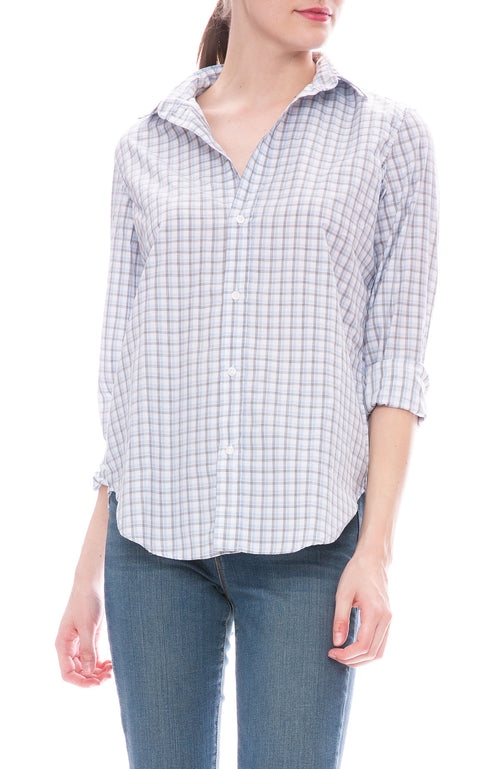 Frank Plaid Button Down Shirt